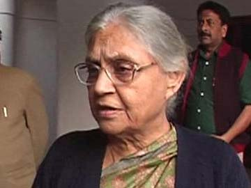Sheila Dikshit is Governor of God's Own Country, AAP objects