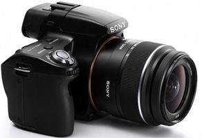 Sony raises camera feats to new level