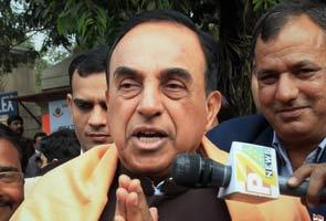 Subramanian Swamy faces defamation suit over Aircel allegations