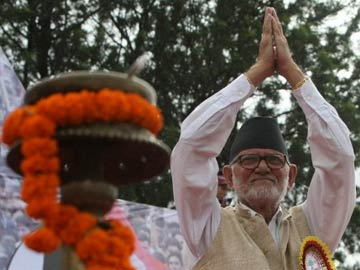 Dynastic leader with a history of hijacking is Nepal's Prime Minister