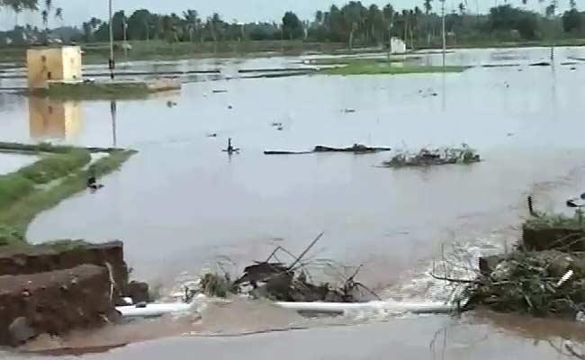 Flood Alert Issued in Tamil Nadu After Surplus Water Discharged from Amaravathi Dam