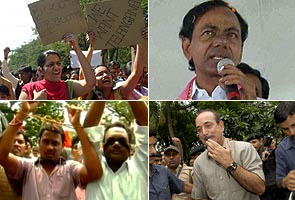 Telangana crisis: Ghulam Nabi Azad's report calls for more talks; MPs pin hopes on Sonia