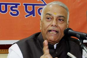 Revolt in BJP: Yashwant Sinha wants Gadkari to quit; party snubs him