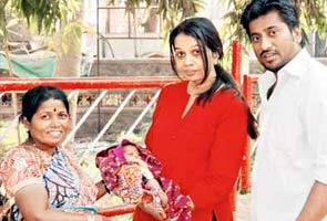 In Mumbai, buy a baby boy in seven days for 2 lakhs