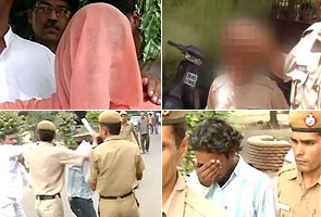 School cab driver thrashed for raping minors