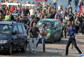 Muslim Brotherhood offices torched against President Mohamed Morsi in Egypt