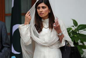Who is Hina Rabbani Khar?