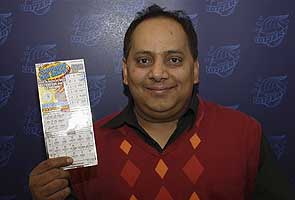 Wife says poisoned Indian-born lottery winner had no enemies