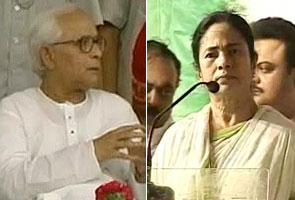 Buddhadeb to attend Mamata's swearing-in ceremony