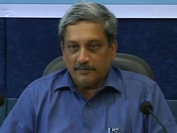 Goa Chief Minister Manohar Parrikar to Reduce His Security Cover - NDTV