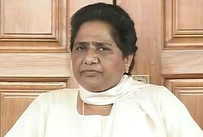 Mayawati lends support to Congress' Food Security Bill, in principle