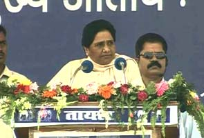 Highlights: What Mayawati said about Mulayam, Akhilesh