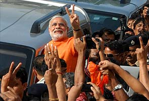 In blog, Narendra Modi says he's invited to attend European Parliament in Brussels