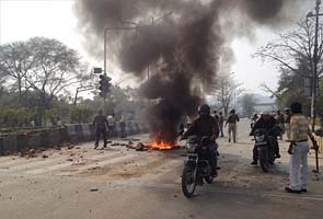 Bharat Bandh: factories, cars attacked in Noida; 14 arrested
