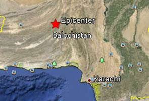 Massive earthquake in Pakistan; tremors felt in Delhi, north India