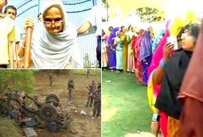 Bihar polls: 53 per cent votes cast  in Phase II amidst reports of Naxal violence