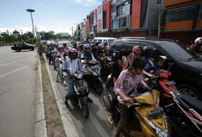 Indonesia earthquakes: Tsunami warning lifted from 28 countries