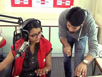 Battle 2014: Reaching out through the radio