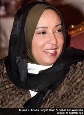 Kuwait S Royal Family Warns Rethink On Bilateral Ties
