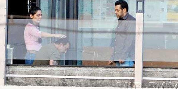 When Salman Khan met Sanjay Dutt