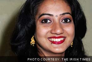 Indian woman's death in Ireland sparks debate over abortion