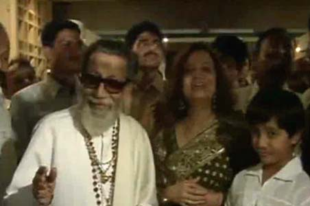 Bal Thackeray Smita Thackeray Affair http://www.ndtv.com/article/india/smita-thackeray-to-join-congress-12230