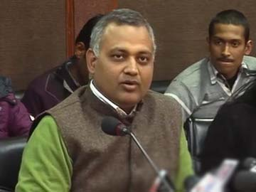 AAP's Somnath Bharti's name crops up in another controversy