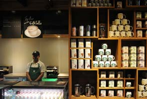 Starbucks opens first outlet in central Delhi
