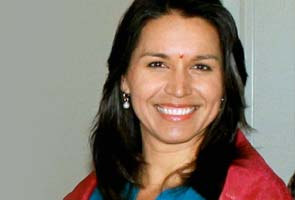 First Hindu American Congresswoman takes oath on Bhagavad Gita