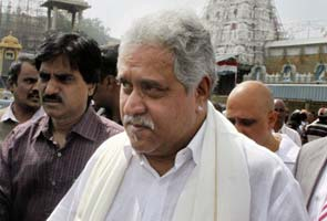 On his birthday, Vijay Mallya donates 3 kg gold to Tirupati temple