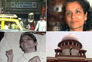 Will Aruna Shanbaug be allowed to die?