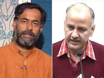 Letter War Breaks out Between Top Leaders of Aam Aadmi Party