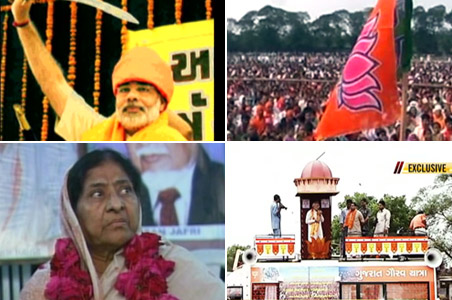 Gujarat riots: Modi summoned by Supreme Court panel
