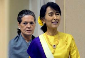 Was saddened when India pulled away: Aung San Suu Kyi