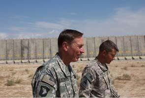 Taliban have reached out to Karzai: Petraeus