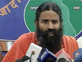Baba Ramdev announces fresh agitation against Congress from October 2