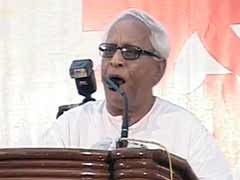 Non-BJP, non-Congress third front only alternative: Buddhadeb