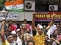 Karnataka says bye to BJP, hands Congress a handsome mandate
