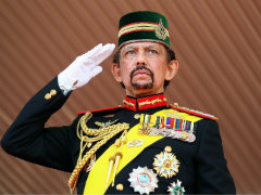 Sultan of Brunei Bids for Sahara' New York and London Luxury Hotels: Media Report