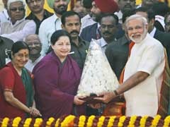 Considered close, Narendra Modi and Jayalalithaa target each other