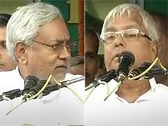 Nitish Kumar's Dig at RSS: 'We Have Allied Against Rumour Spreading Society'