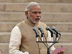 Narendra Modi's Oath-Taking Ceremony Cost Rs 17.60 Lakh