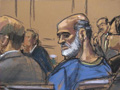 Judge warns Osama bin Laden's son-in-law on lawyer choices