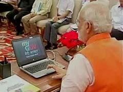 PM Modi Launches Portal for Citizens to Contribute to Governance