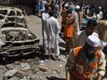 Suicide bomber kills eight in Pakistan: police