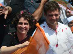Rahul thinks I should run for Lok Sabha, decision not to is mine: Priyanka to NDTV