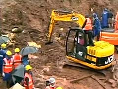 Landslide Near Pune: 61 Dead, Hopes of Rescuing Those Missing Fades