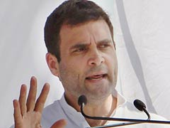 Mamata Banerjee government saving those behind Saradha scam: Rahul Gandhi