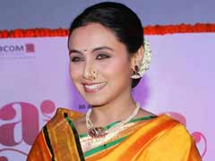 I have always believed in fairy-tales: Rani Mukerji's statement on her wedding