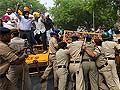1984 anti-Sikh riots case: Protesters in Delhi march towards PM's residence against Sajjan Kumar's acquittal